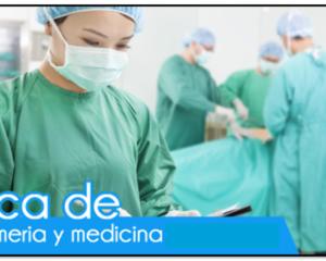 beca de enfermeria y medicina